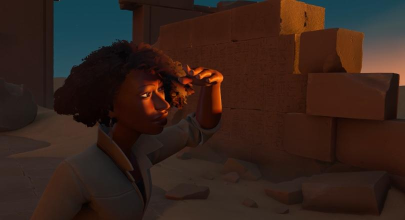 Ancient Egypt: New Game Starring a Black Woman as Main Character