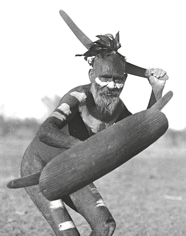 Did Africans Invent The Australian Boomerang?
