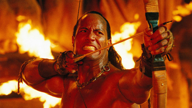 Ancient Egypt: The Scorpion King Movie Decoded