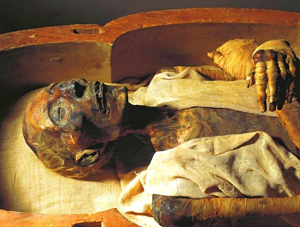 Is Ramses II's mummy Fake? Here's the answer! - Mr. Imhotep