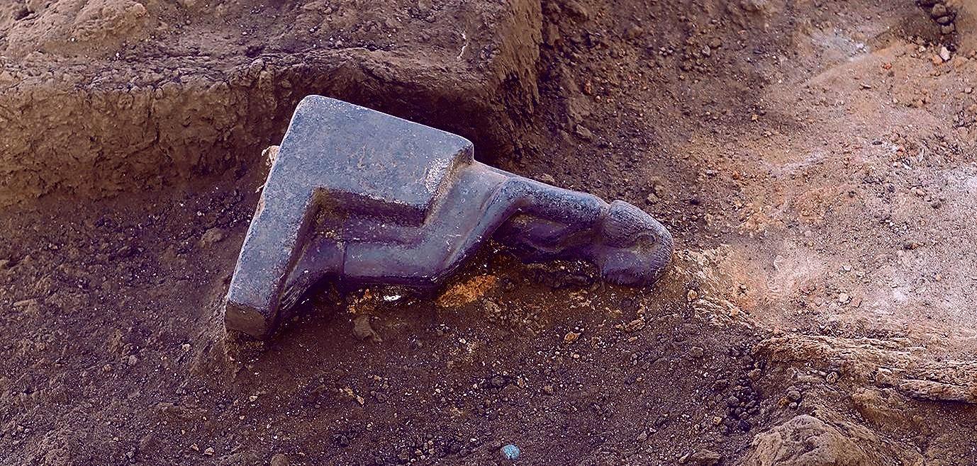 Ancient Egypt: Excavation at Tell Edfu Reveals Early New Kingdom Complex