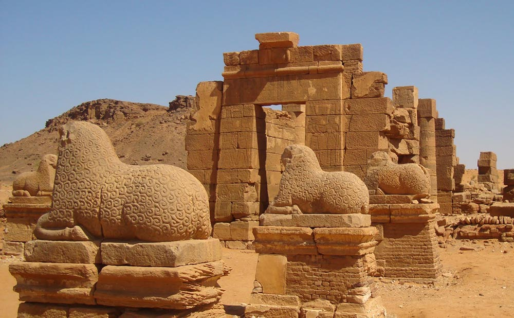 Sudan Temples Shed Light on a Hidden African Civilization