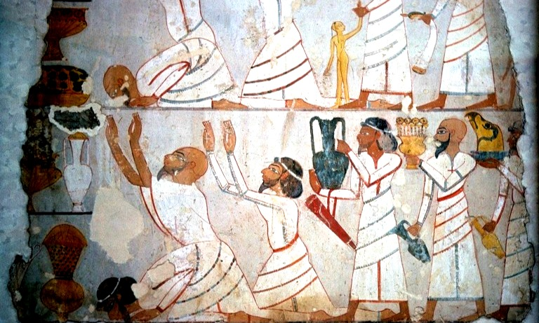 The Hyksos May Have Conquered Lower Kemet Without Invading it