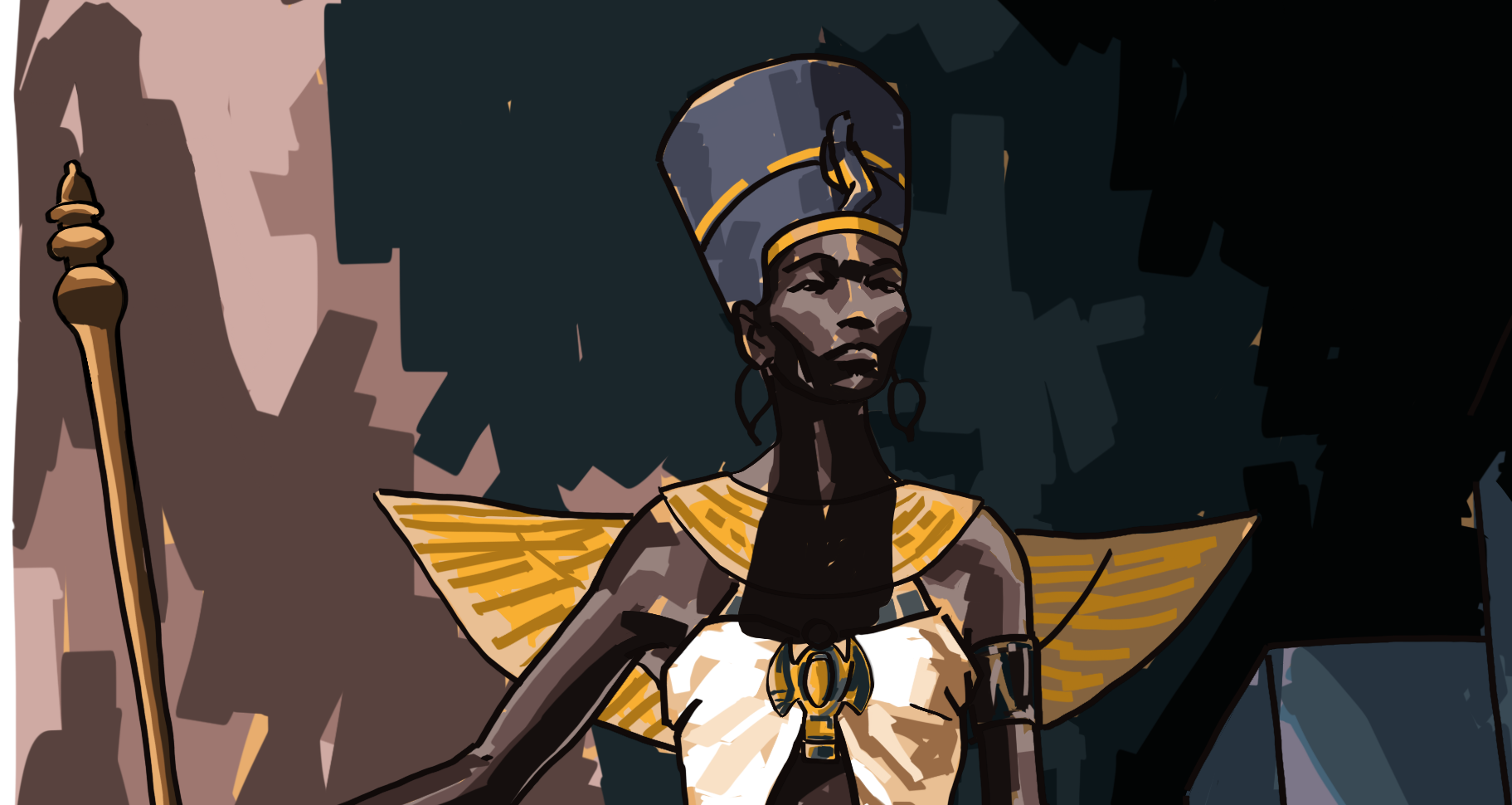 QUEEN-Kemet_Nefertiti