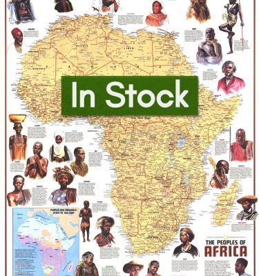 ethnolinguistic-map-of-the-peoples-of-africa-map-1971-in stock