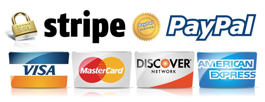 paypal stripe logo verification