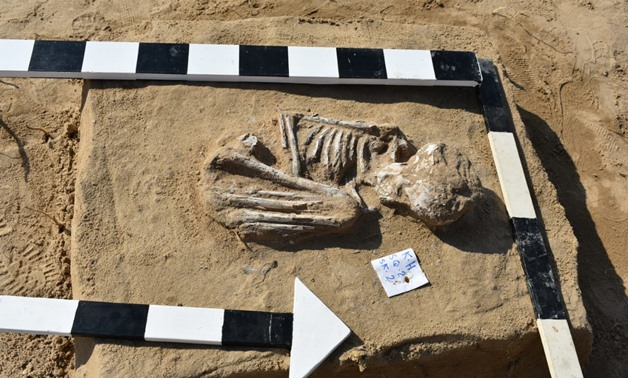 Ancient Egypt: Cemetery dating back to pre-dynastic era discovered