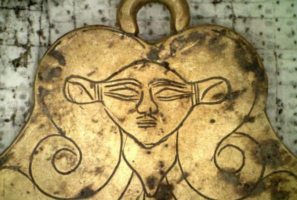 Hathor - Greece - Bronze Age