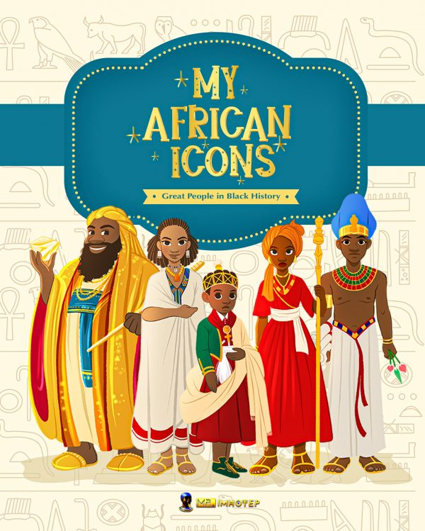 My African Icons Cover