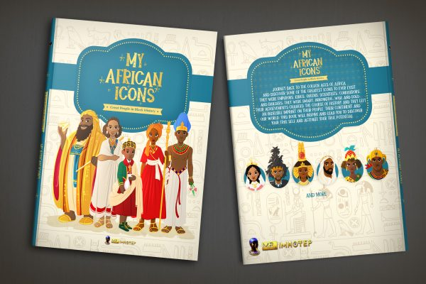 My African Icons Ebook By Mr. Imhotep