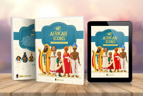 My African Icons Book