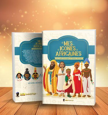 Mes Icônes Africaines Cover