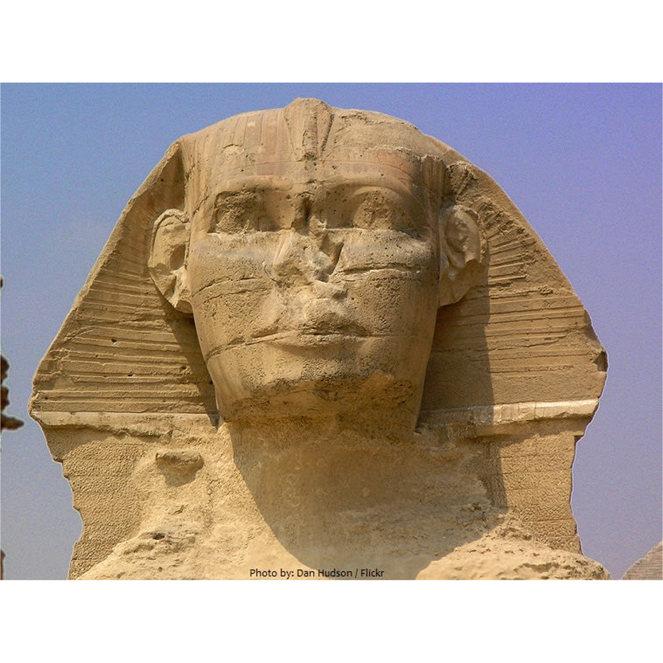 Great Sphinx Front View