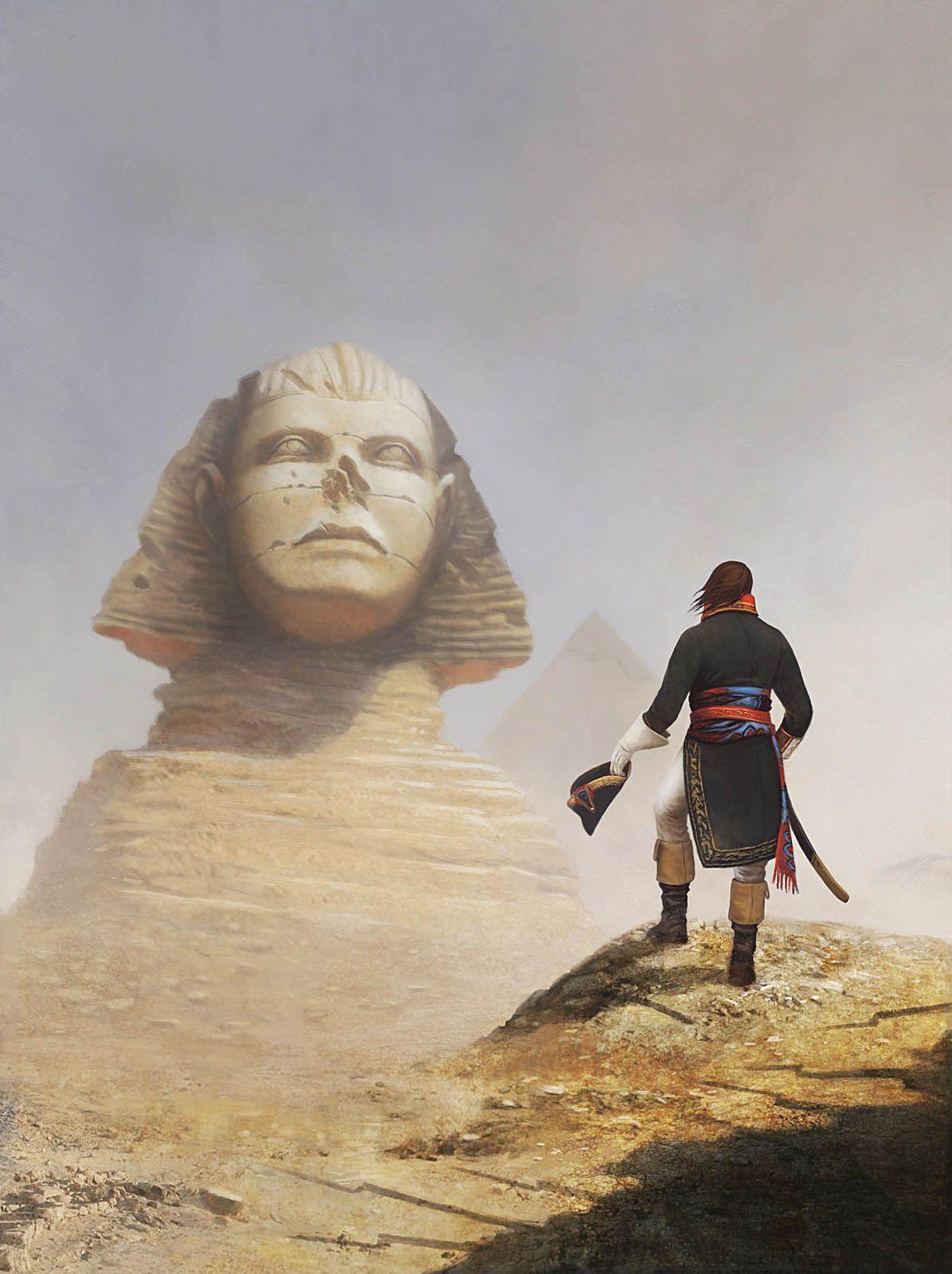 Sphinx Napoleon