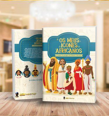 Os Meus Icones Africanos cover