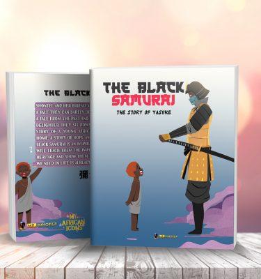 The Black Samurai Cover