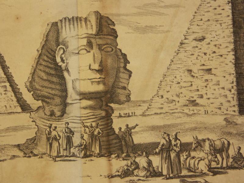 Sphinx-cornelis-de-bruijn-1698 - vivan denon fake
